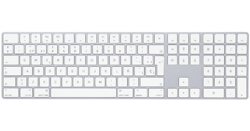 Cómo funciona el teclado de una computadora