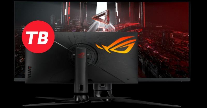ASUS presenta el monitor para juegos ROG Swift PG32UQ