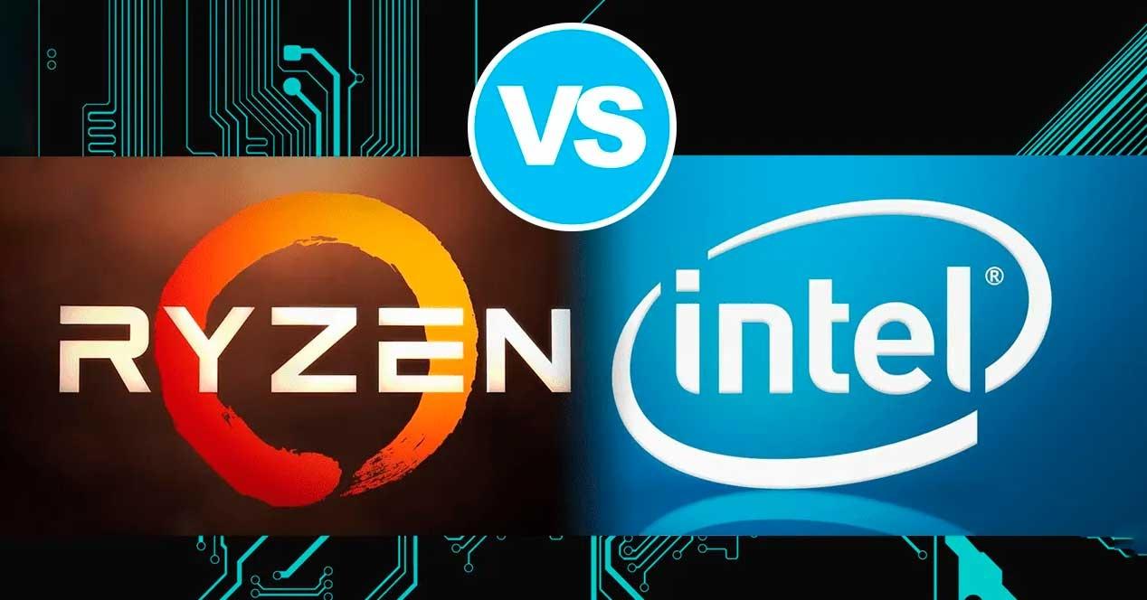 Intel Rocket Lake y AMD Zen 3