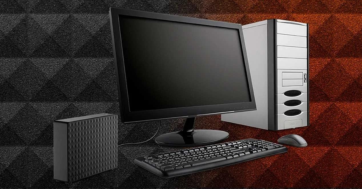 el Seagate Expansion Desktop 6 TB en oferta