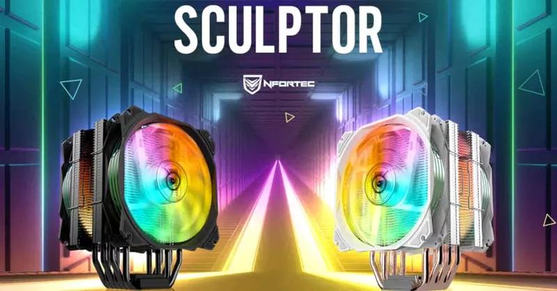 disipador Sculptor de NFortec
