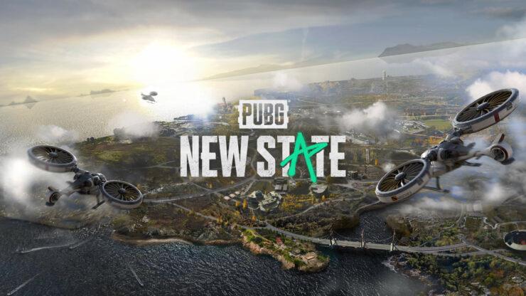 PUBG: NEW STATE anunciado como 'La próxima evolución de Battle Royale en dispositivos móviles', que se lanzará este año