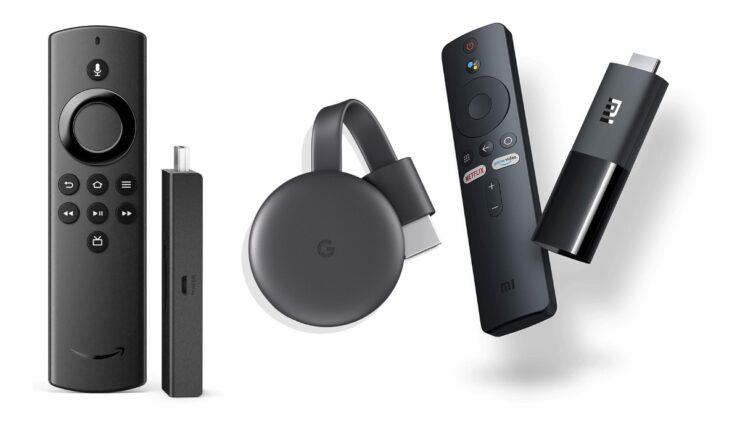 mejores dongles HDMI con YouTube y Netflix