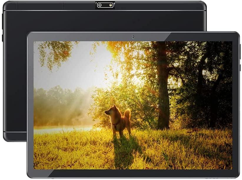 Tablet de 10 pulgadas con pantalla táctil IPS HD marca ropel
